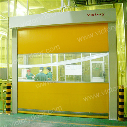 Fast Speed Roll Up Door