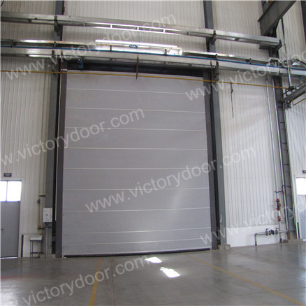 Flexible Hangar Doors