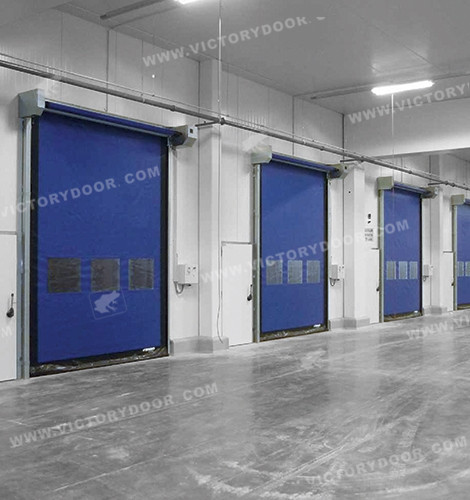 CM2 Compact High Speed Door