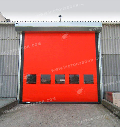 AWM2 All Weather High Speed Door