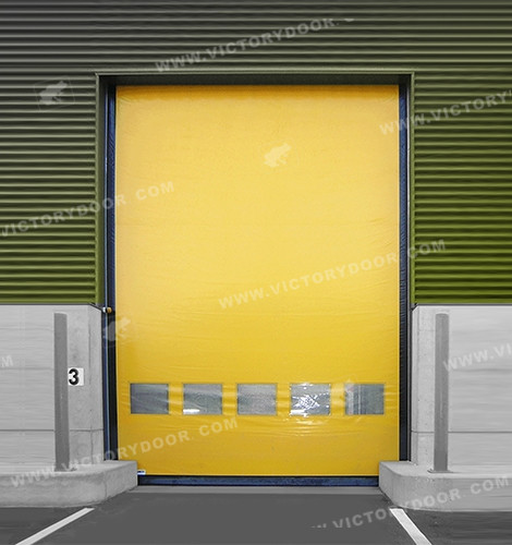 AWM3 All Weather High Speed Door