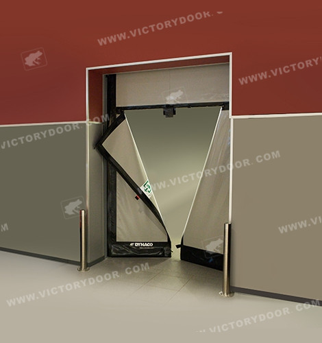 M2 Emergency High Speed Door