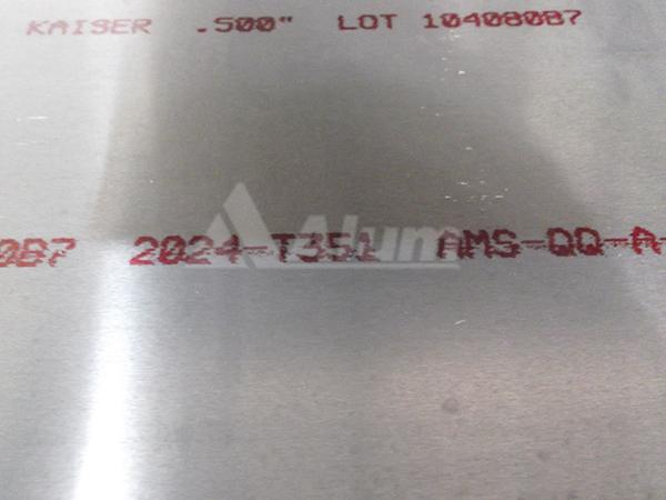 AA2024T3/T351