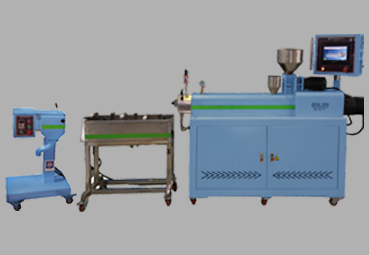 LAB TWIN SCREW EXTRUSION GRANULATION UNITS 2