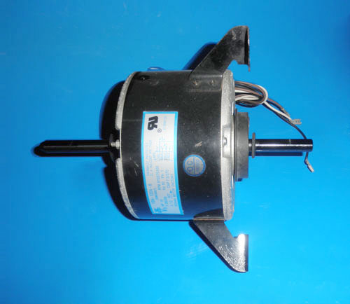 Sigle shaft AC motor