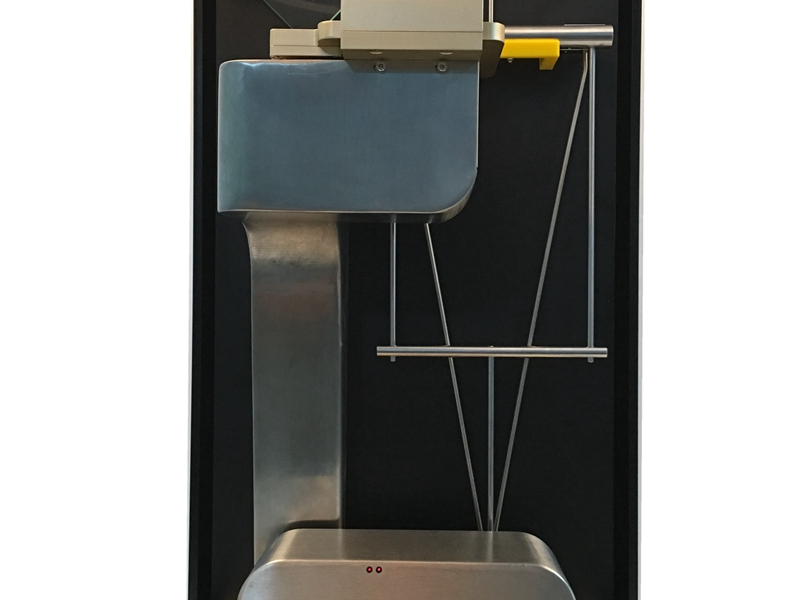Intelligent Pendulum Hardness Tester
