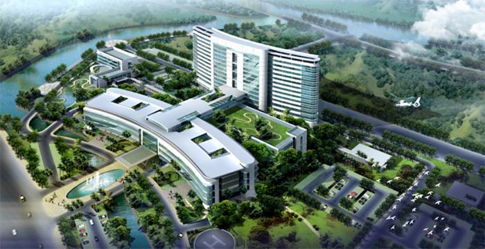 中山火炬开发区中心医院