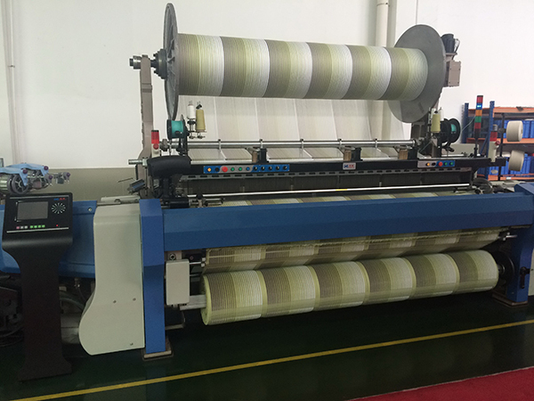 High speed rapier loom applications