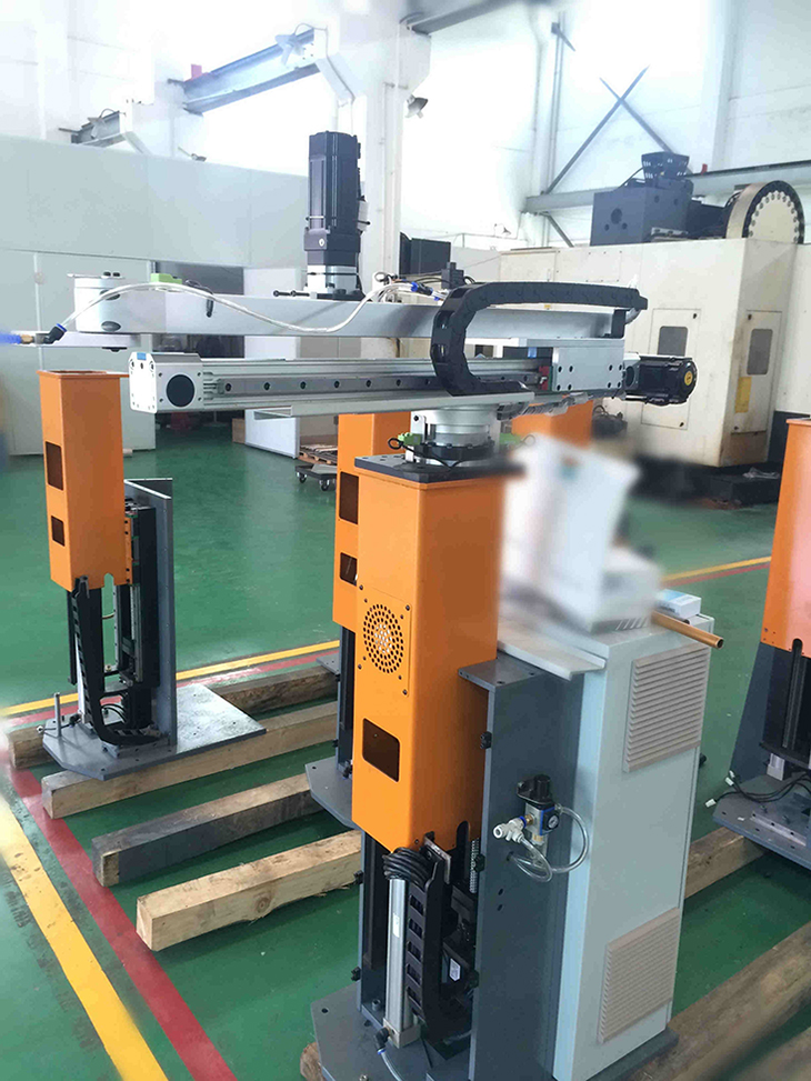 Stamping robot applications