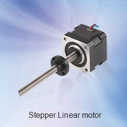 Stepper Linear motor
