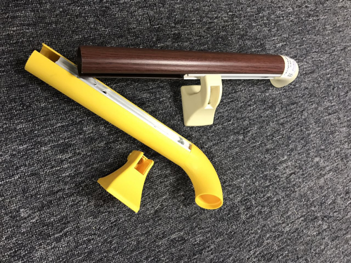Anti-collision handrail LE-38