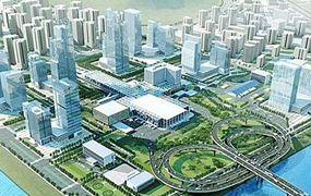 Hengqin Port Integrated Transportation Hub