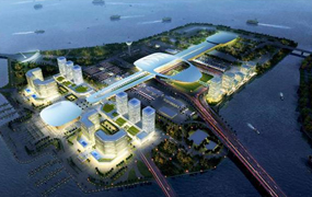 Intelligent Project of Zhuhai Port of Hong Kong-Zhuhai-Macao Bridge