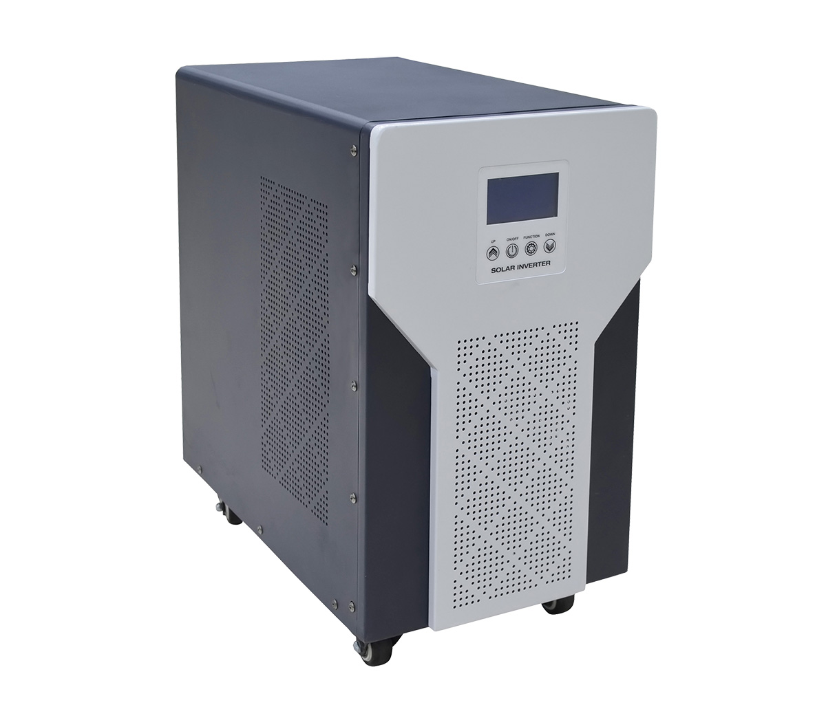 ZRS PV and the mains complementary storage inverter