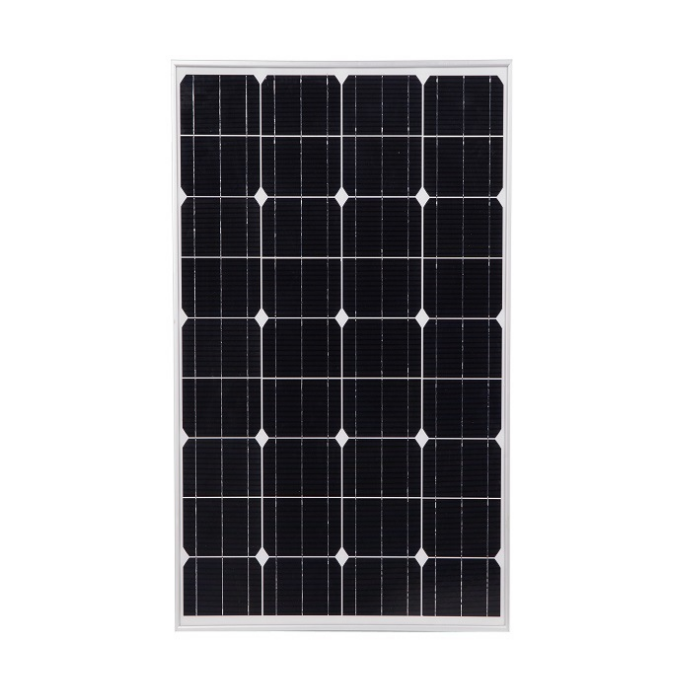 Monocrystalline solar modules 70W-90W