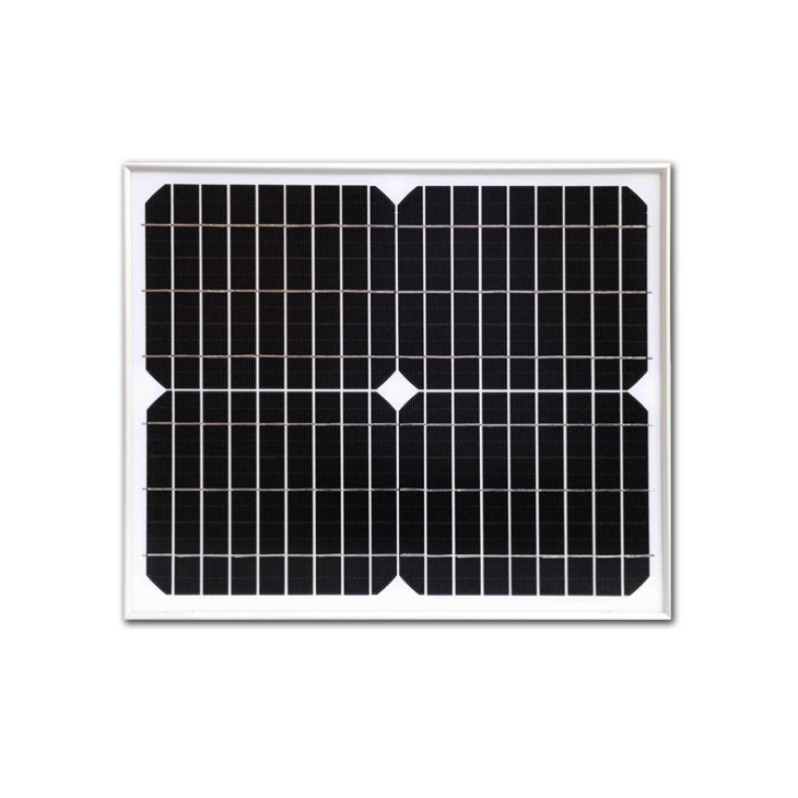 Monocrystalline photovoltaic modules 10W-50W