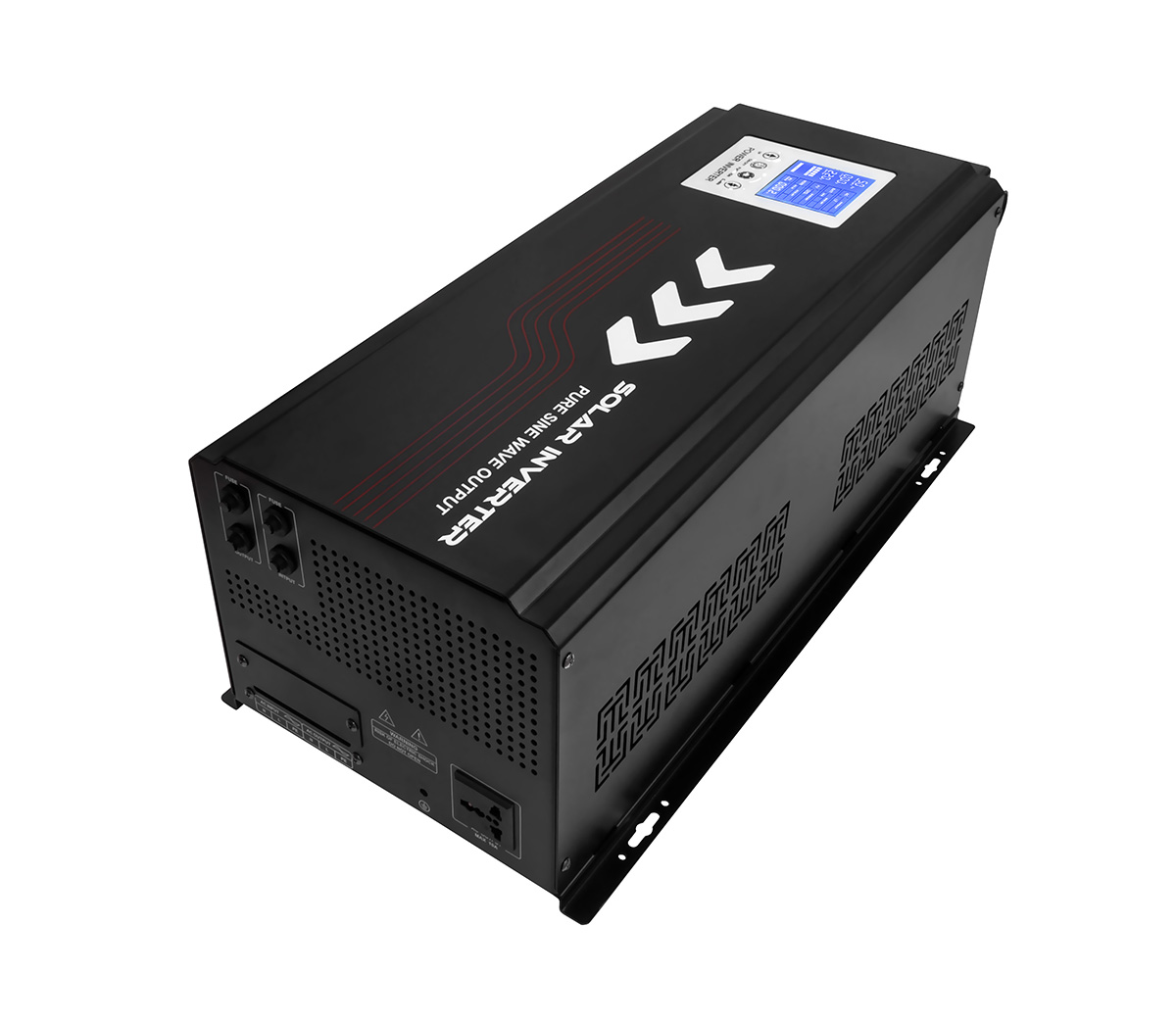 W10 solar power inverter 4kw-7kw