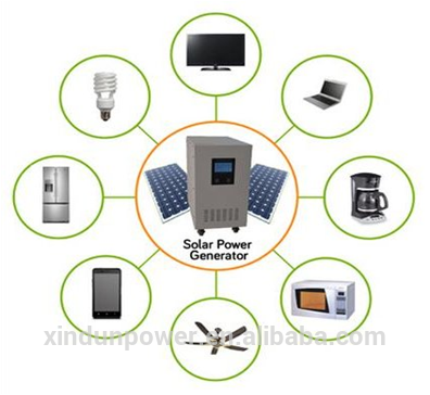 500W Home Solar Power system