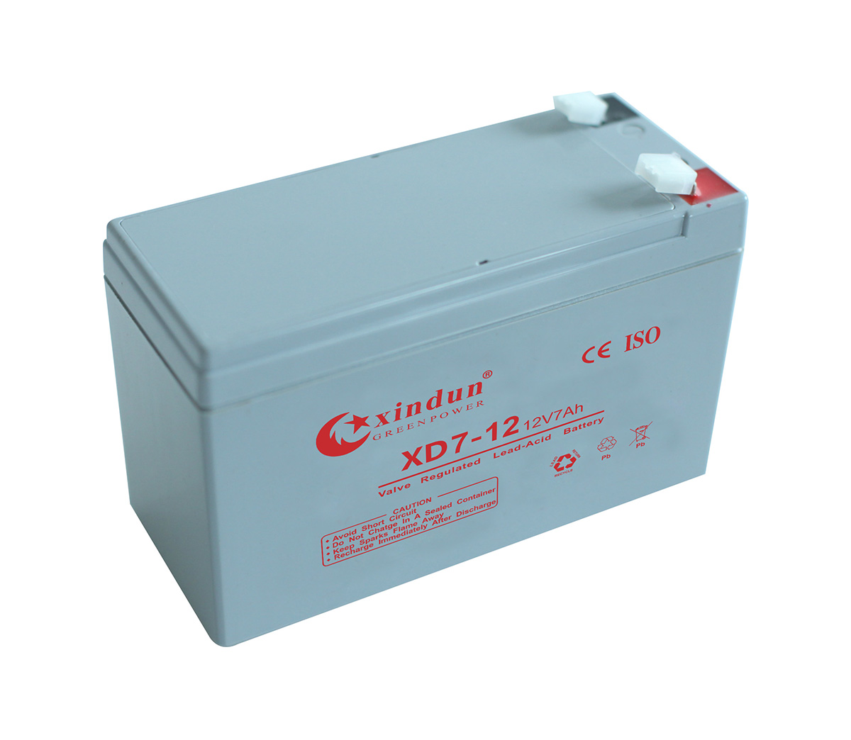 XD7-12 Battery (12V7AH)