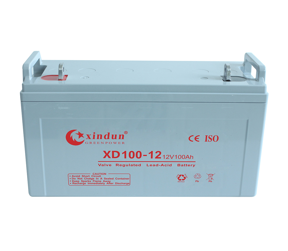 XD100-12 Battery (12V100Ah-Long)