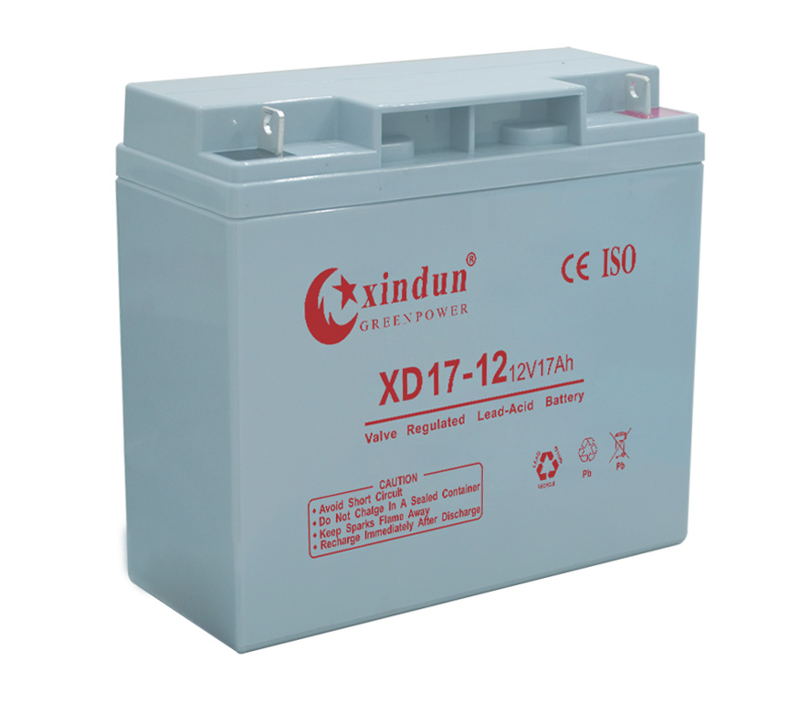 XD17-12 Battery (12V17Ah)