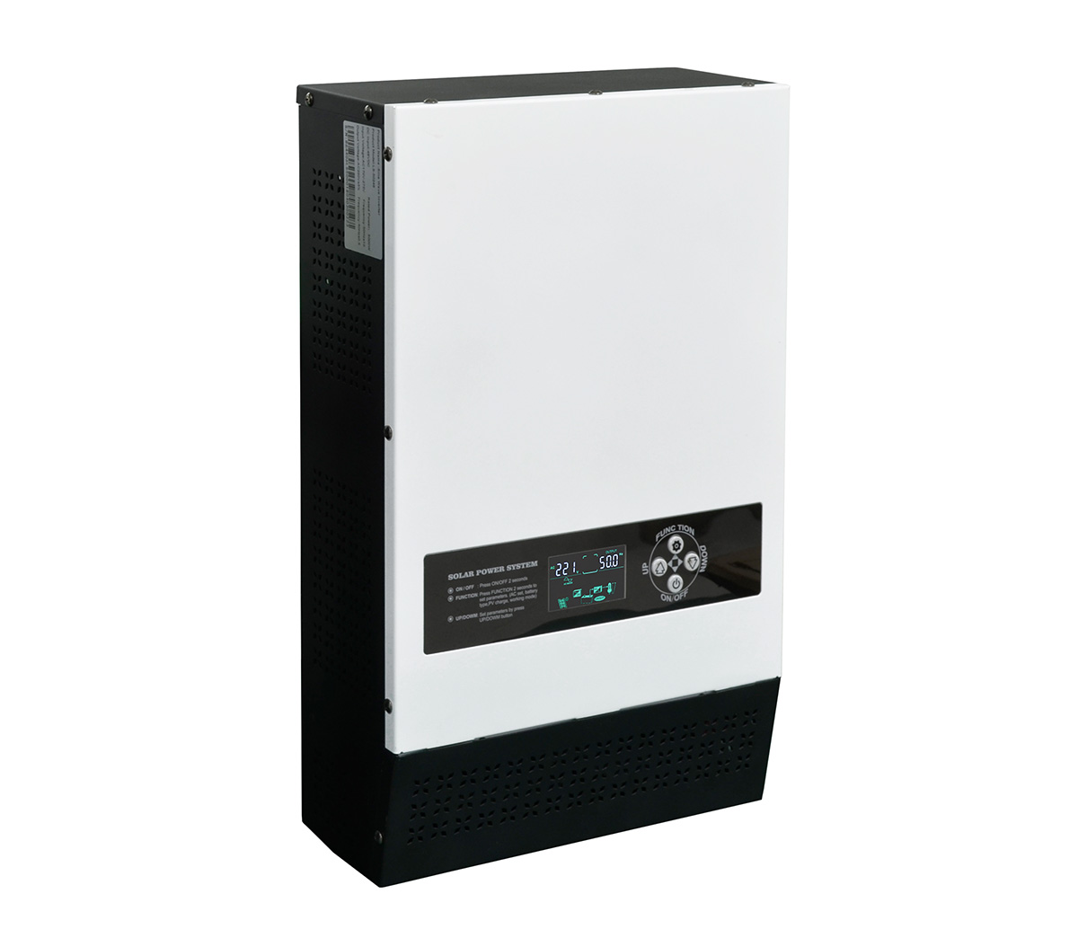 Inverter with mppt controller 4-6kw