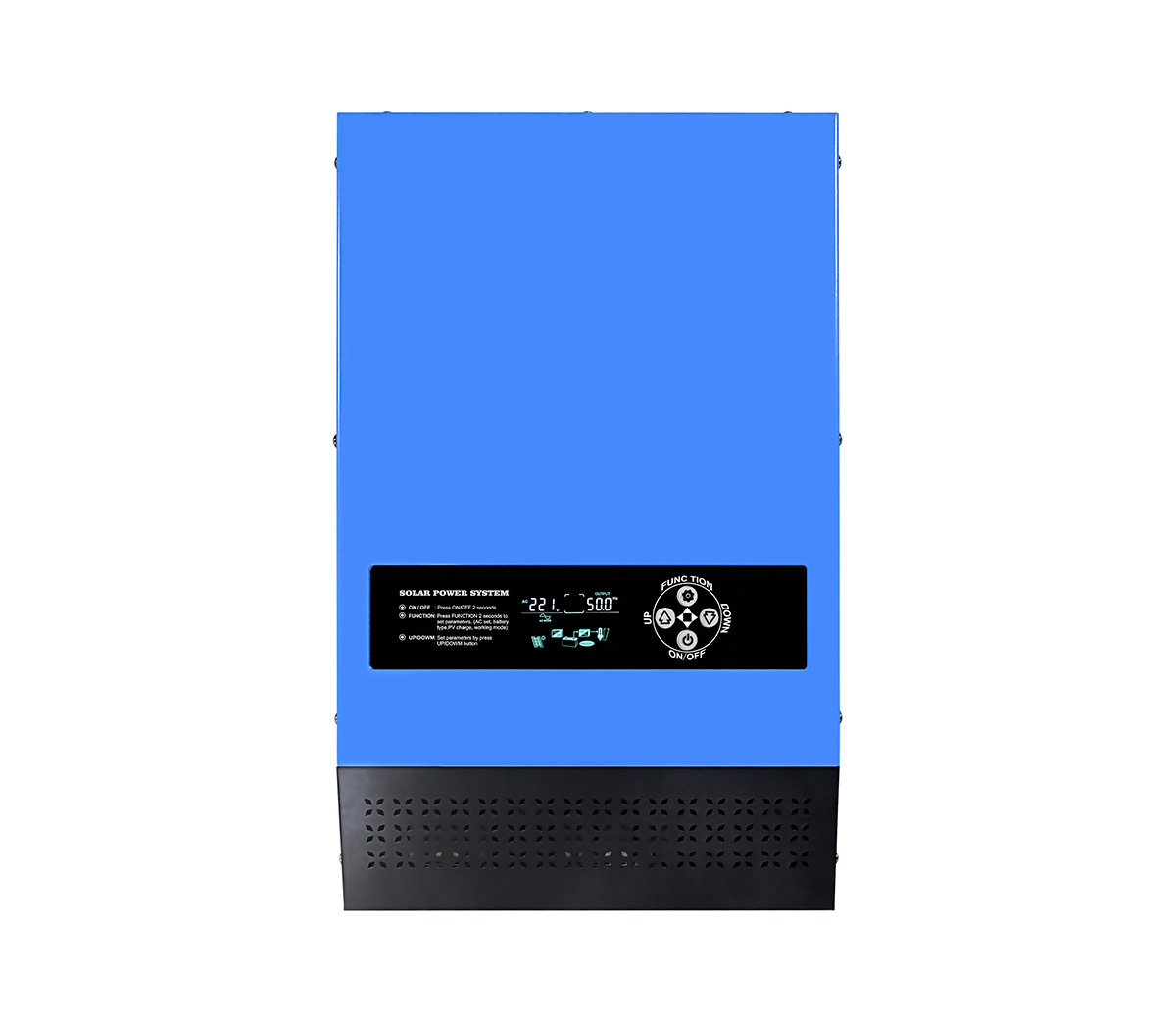 hybrid inverter with controller 1-3kw