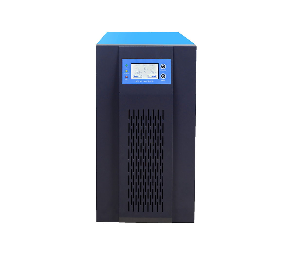 Power inverter with charger 1k-3kw