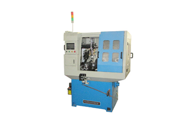 CK-M350X automatic valve total length CBN cutting machine  ▶