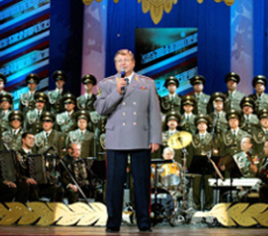 Russian Red Army Song and Dance Troupe Large Singing and Dancing Concert