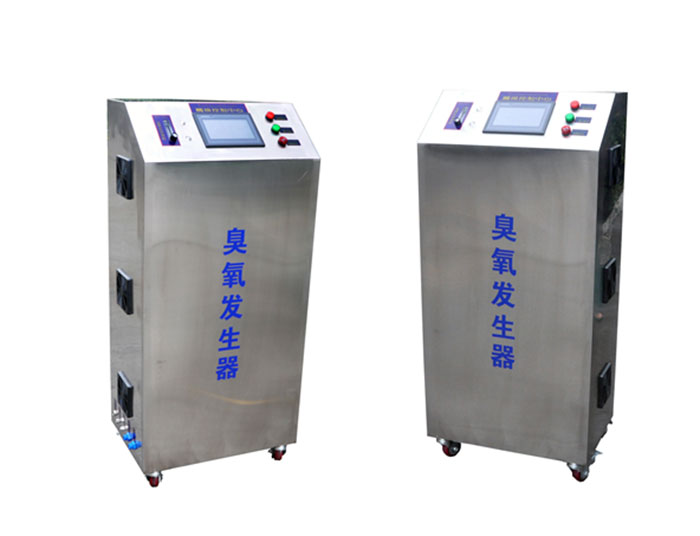 100G/H touch screen ozone machine