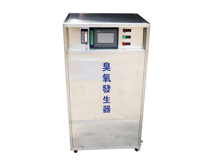 200G/H touch screen intelligent ozone machine