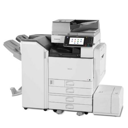 九成新理光-MP5502数码彩色复印机A3雷竞技官网下载网络打印扫描一体机
