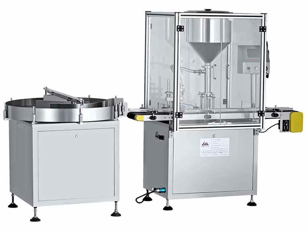FGI-G Automatic Cream Filling Machine