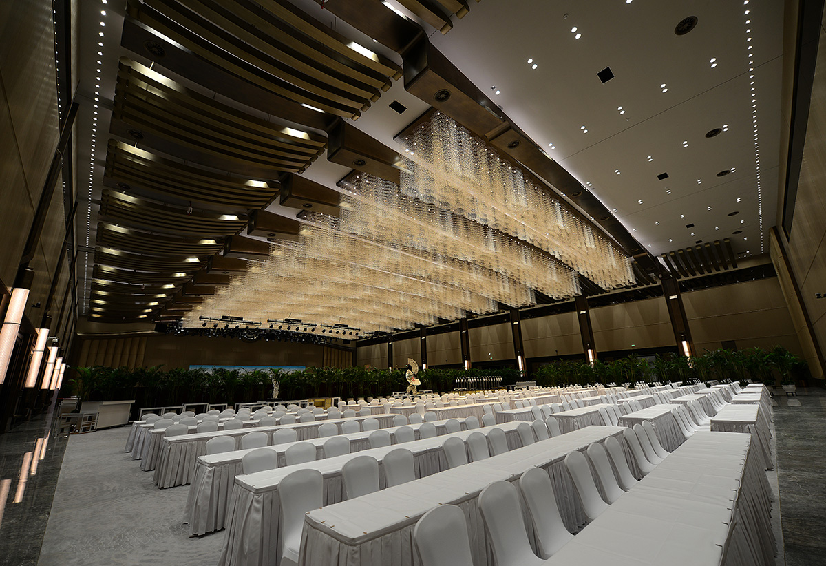 Hangzhou - the G20 summit of the international expo center