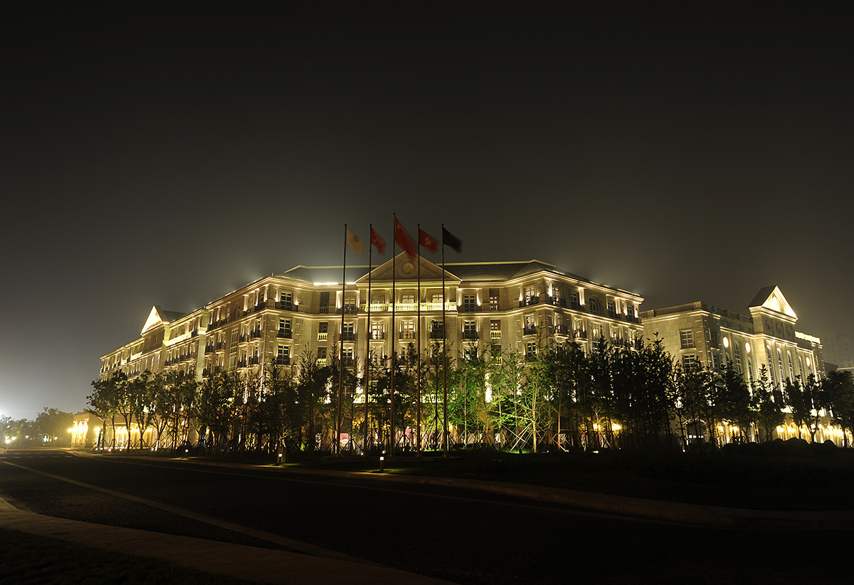 Tianjin - polo club