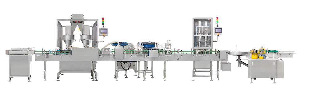 Pepper Bottling Line