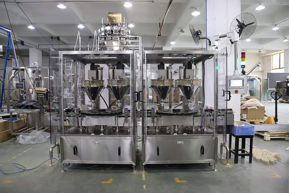 Bottling Production Line of Hyaluronic Acid Powder