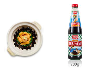 廚邦金裝漁女蠔油
