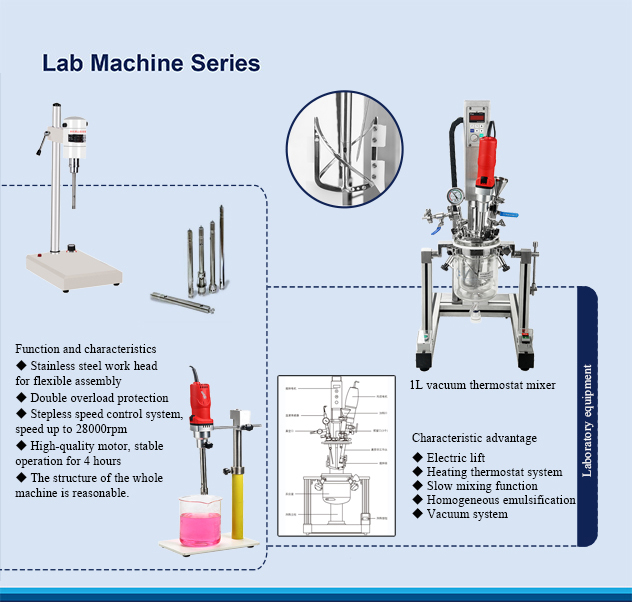 Lab Machine Series