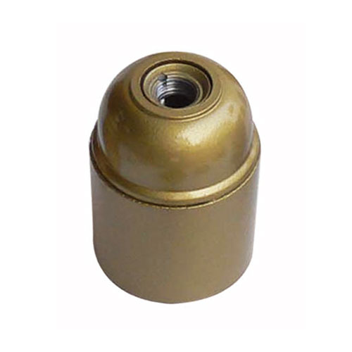 E27 paint head (gold)