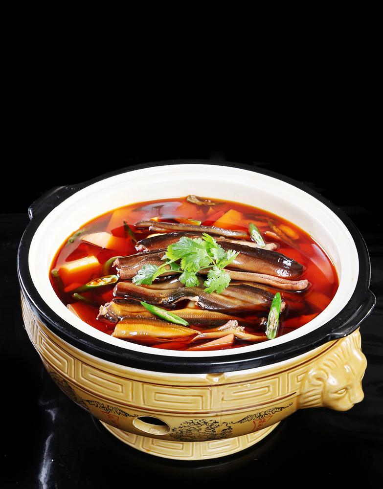 姜辣土鳝鱼128元