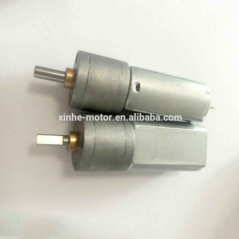 XH-20D  20mm gear motor