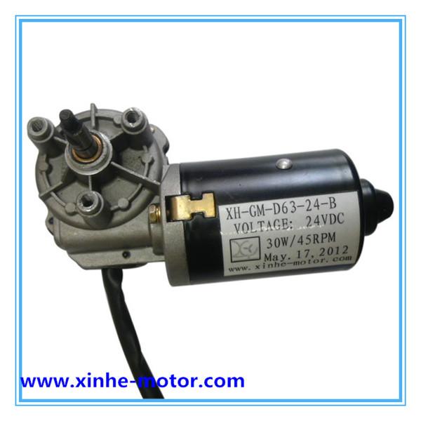 XH-D63  worm gear motor