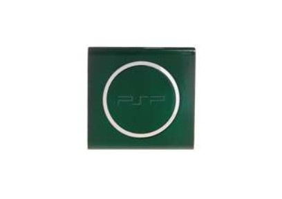 PSP 3000 UMD Cover Green