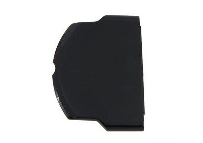 PSP3000 Battery Cover Black