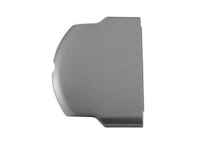 PSP3000 Battery Cover Silver