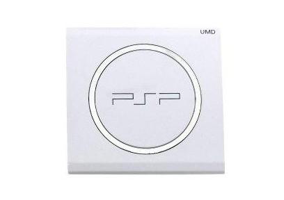 PSP3000 UMD Cover White