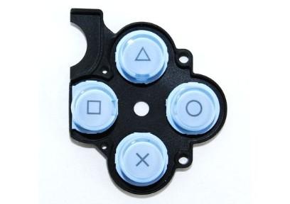 PSP 2000 Slim Button Rubber (Blue)
