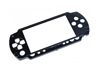 PSP 2000 Slim Faceplate Front Cover (Black)
